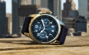 Montblanc Summit 2 is the first watch with Wear 3100 chipset