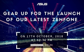 Asus schedules an event for October 17 in India