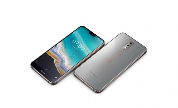 Nokia 7.1 announced, promises lovely  HDR-ready display and dual Zeiss optics
