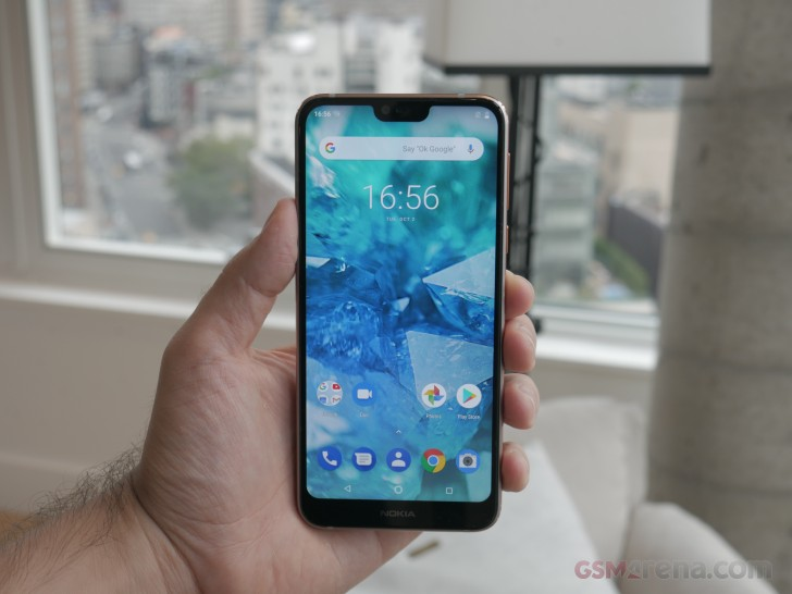 Nokia 7.1 with 5.84-inch 'PureDisplay' HDR panel, Snapdragon 636 SoC launched