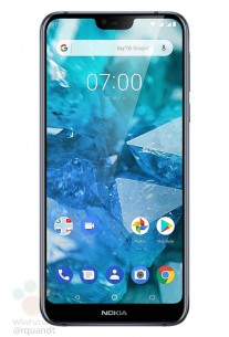Nokia 7.1 press renders