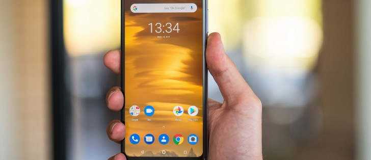 Nokia 7.1 in for review