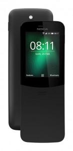 Nokia 8110 4G in Black