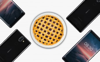 Nokia 6.1 and 6.1 Plus will get Pie this month, Nokia 8 and 8 Sirocco are next