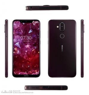 Nokia X7 (7.1 Plus) images