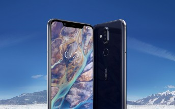 Nokia X7 goes official with S710 chipset,  6.18