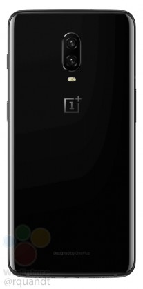 OnePlus 6T in Mirror Black