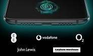 Vodafone and EE make it a trio of major UK carriers to offer OnePlus 6T