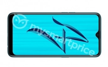 Oppo A7 official press render leaks the front panel