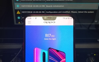 Oppo achieves 5G speed on modified R15