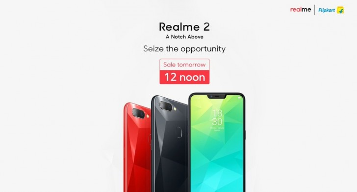 gsmarena 002 - Realme 2 to have another flash sale tomorrow