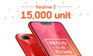 First Realme 2 sale in Indonesia smashes record