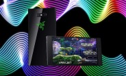 Razer Phone 2 appears on Amazon, adds RGB lighting, wireless charging and IP67