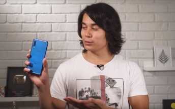 Our Samsung Galaxy A7 (2018) unboxing video is up