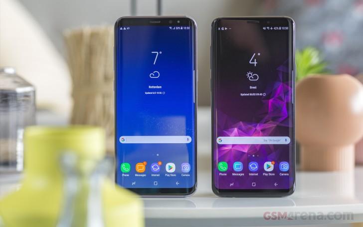 Samsung's Galaxy S10 Trio
