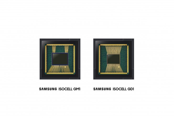 Samsung reveals new 48MP and 32MP ISOCELL smartphone camera sensors