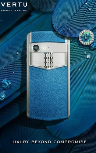 Promo images of Vertu Aster P