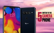 Weekly poll results: the LG V40 ThinQ gets more love than the G7