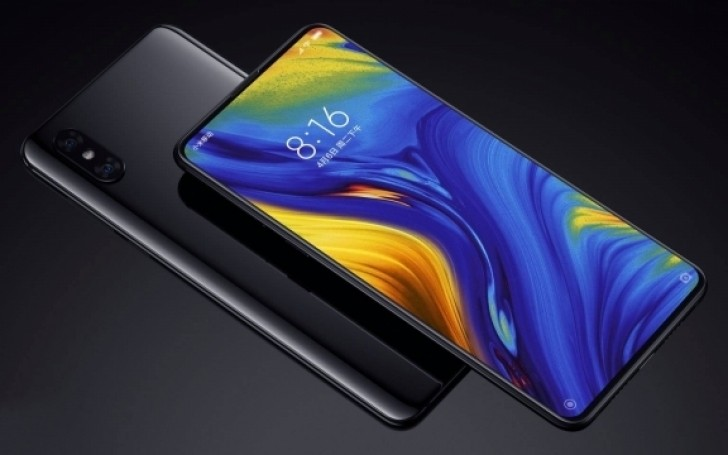 """Xiaomi Mi Mix 3 slider debuts with 6 4"""" screen, four cameras and 5G"""