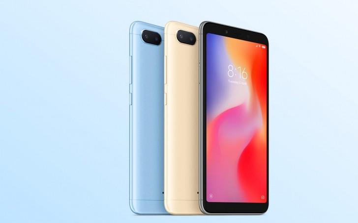 gsmarena 001 - Xiaomi Redmi 6 and Redmi 6A are getting stable MIUI 10