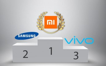Counterpoint: Xiaomi tops Indian market in Q3 2018