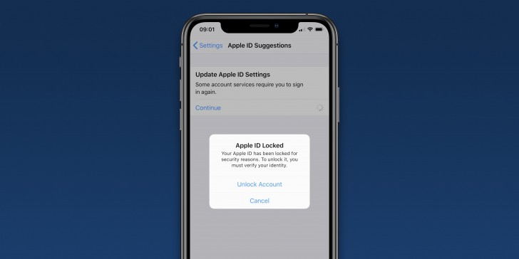 how to check apple id on iphone