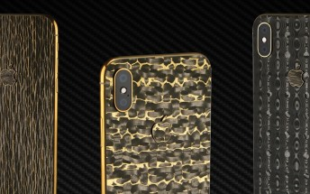 Legend Helsinki introduces tailor-made iPhone XS for over €3,000