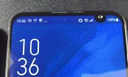 Asus Zenfone 6 prototypes reveal a weird-positioned waterdrop notch