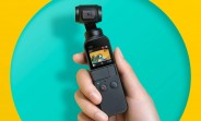 DJI Osmo Pocket is a $349 tiny three-axis stabilized camera