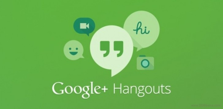 Search hangouts android