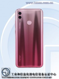 Honor 10 Lite in three colors at TENAA