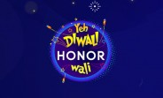 Honor celebrates 1 million+ phones sold during Diwali