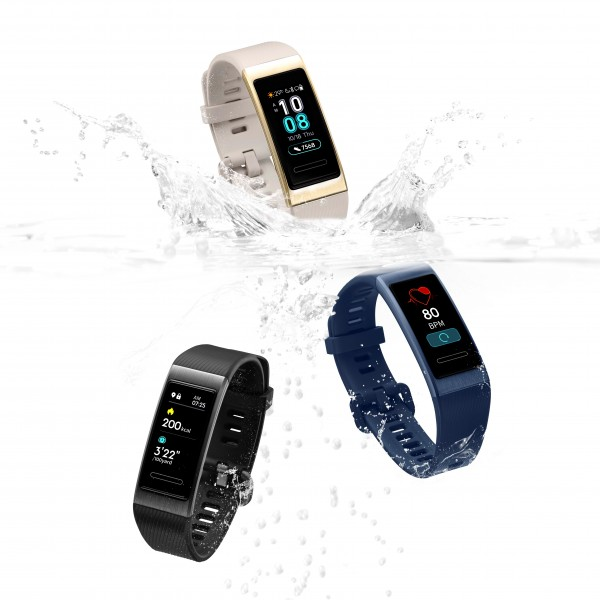 Huawei Band 3 Pro and Band 3e now available in the US - GSMArena com