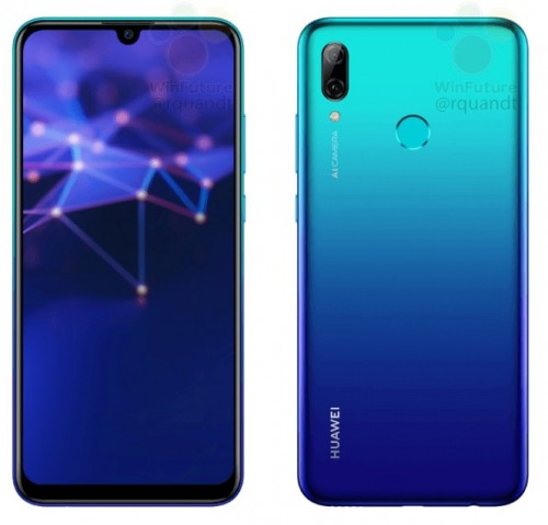 Huawei P Smart spotted on GeekBench running Android Pie with