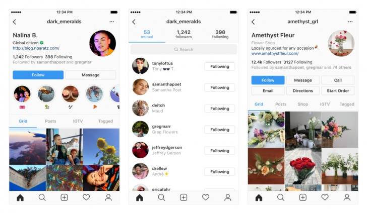 Instagram announced a new interface that's cleaner and