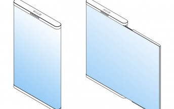 In its latest patent, LG's phone wraps around its edges