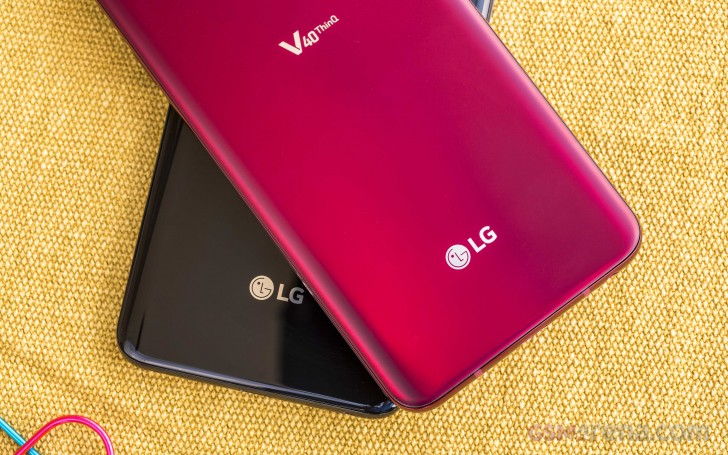 LG changes its mobile division chief once again - GSMArena