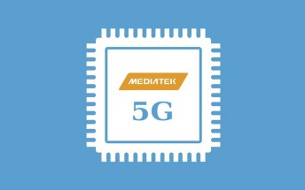 MediaTek is working on a 5G chipset, coming late next year