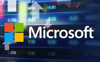 Microsoft shortly passed Apple as the most valuable American company