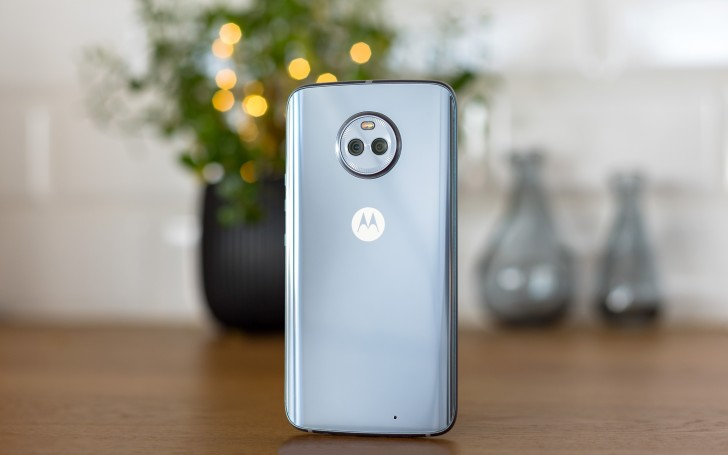 Android 9 Pie update for the Moto X4 is now rolling out in
