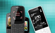 Nokia 106 Dual SIM unveiled, plus two new colors for the Nokia 230