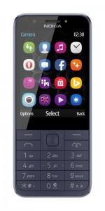 Nokia 230 in Dark Blue