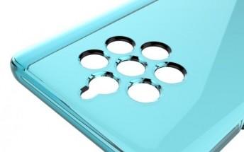 Five-cam Nokia 9 case leaks in CAD renders