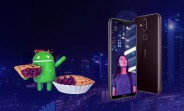 Android 9.0 pie update for Nokia 7.1 plus / Nokia X7 begins testing in closed beta