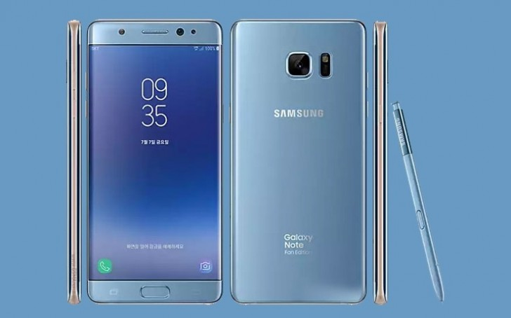 Samsung Galaxy Note FE may be getting One UI based on