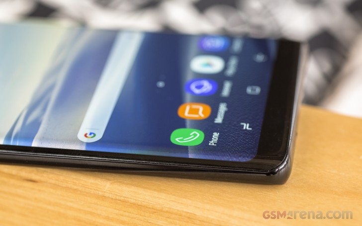 Samsung is working on a Android Pie-based One UI for the Note8 and
