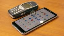 next to the Nokia 3310 (original)