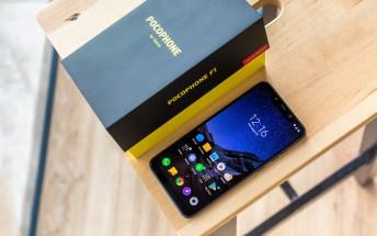 Amazon UK discounts Pocophone F1 by £50