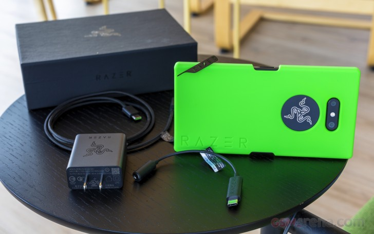Razer Phone Power Adapter Black USA