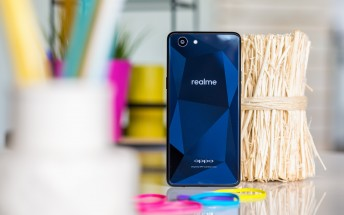 Realme 1 is now receiving ColorOS 5.2, many new features in tow